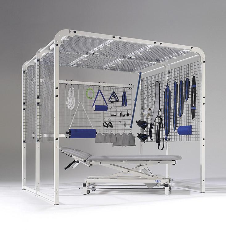 sistema di puleggioterapia archimede